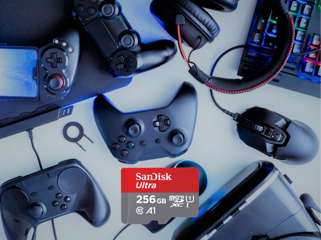 Er zijn vele game consoles waarbij sommigen het gebruik van een micro SD kaart van belang is.